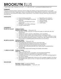telemarketing resume sample 11 amazing it resume examples livecareer software training resume example