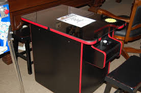 arcade games and game room accessories