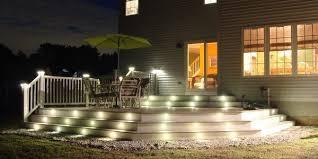 Trex Lighting Regan Total Construction Jobs Home Improvement Projects Regan