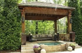 Backyard Room Ideas 43 Gazebo Design Ideas
