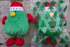christmas u0027 u0027mr men u0027 soft toys mc donalds sealed bag
