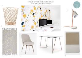Decorate A Home Office How To Decorate A Home Office Laura Felicity Design