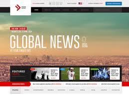 web design news news agency website design by itobuz technologies pvt ltd