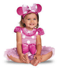 12 Months Halloween Costumes Baby Minnie Mouse Costume Ebay