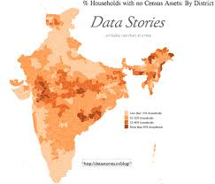 Indian Map Remapping Poverty In India Geocurrents