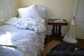 Simply Shabby Chic Duvet by Shabby Chic Bedding For A Dreamy Cottage Look Cottage Fix