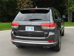 jeep grand cherokee 2017 grey jeep raised off road prowess and luxury to the summit wheels ca