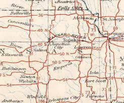 map us hwy project 1926 map of u s highways digital restoration cameron