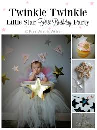 twinkle twinkle party supplies planning a 1st birthday twinkle twinkle party is