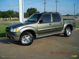 Ford Explorer Lifted - 2003 ford explorer sport trac information and photos zombiedrive