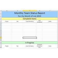 team progress report template best photos of team progress report template monthly report