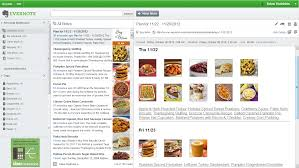 thanksgiving meal plans say mmm web english evernote app center