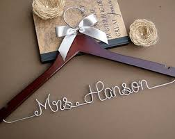 personalized wedding hangers wedding goods and beyond by simplymai on etsy