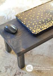 basic lap table bed tray diy laptop desk diy laptop bed tray and trays