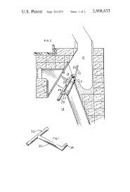 patent us3908633 fireplace damper actuating tool google patents