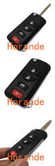 nissan maxima yellow key light visit to buy high quality folding remote car key shell for nissan
