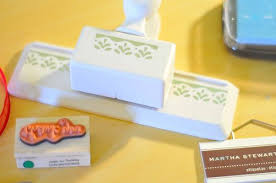 Martha Stewart Craft Paper - in the studio cards more special than