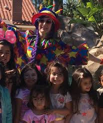 clowns for a birthday party clowns party referee los angeles event entertainment 310 935 7373