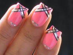 diseños de uñas francesas maquillaje uñas y peinados pinterest