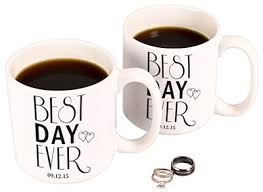 best large coffee mugs personalizable best day ever 20 oz large coffee mugs set of 2