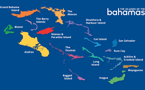 Bahama Islands Map Islands Iff