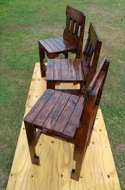 Build A Picnic Table Out Of Pallets by Best 25 Pallet Bar Stools Ideas On Pinterest Pallet Stool Wood