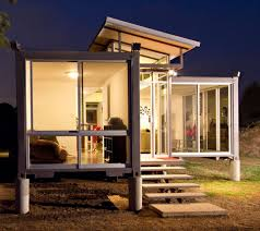 most beautiful houses made from shipping containers and container