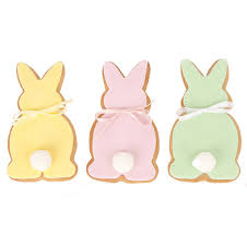 rabbit cookies everyday bunny birthday cake brainstorm