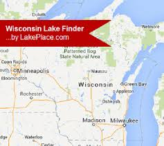 Wisconsin Lakes images Wisconsin lakes wi lake finder png