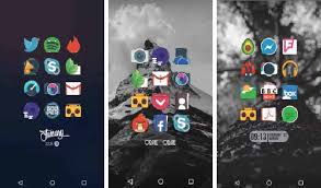android icon pack 6 best icon packs 2017 for android device