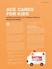 ace hardware annual report ace hardware children s miracle network ace hardware 2013 annual