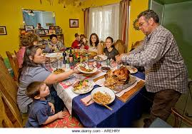 thanksgiving dinner family stock photos thanksgiving