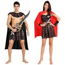 Halloween Costumes Soldier Cheap Ancient Soldier Costume Man Aliexpress