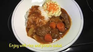 alton brown beef stew local hawaiian style beef stew youtube