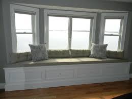 custom window seat cushion standardwindow cushions bay canada