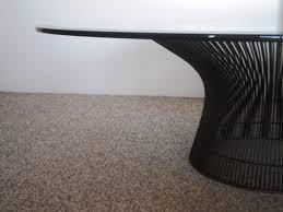 iconic platner table julesmoderne com