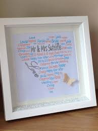 wedding gift personalised 7 best wedding gifts images on wedding