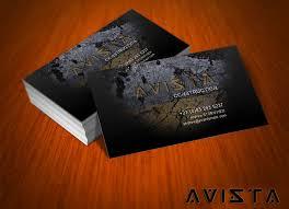 free avista business card by mct2art on deviantart