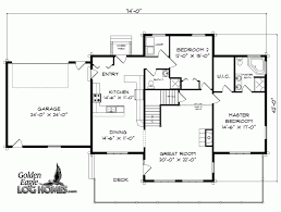 cabin floorplan cabin floor plans source more log plan house home plans