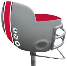 Ohio State Outdoor Rug Ncaa Ohio State Football Helmet Barstool Contemporary