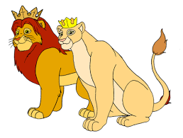 lion king images king simba queen nala hd wallpaper