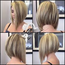 how to cut a aline bob on wavy hair 12 super cool hairstyle ideas for women with short thick hair