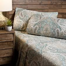 Sheet Bedding Sets Palace Paisley Pocket Cotton Sheet Set Free