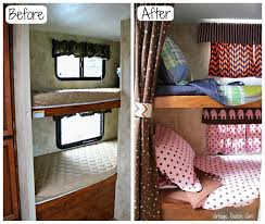 Best  Rv Curtains Ideas On Pinterest Camper Curtains Trailer - Rv bunk bed mattress