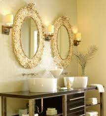 oval bathroom mirrors bathroom ideas great oval bathroom mirrors