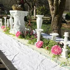 vintage outdoor garden party decoration ideas hallstrom home