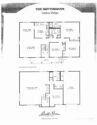 split level house plans with garage underneath elegant tri level