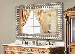 large bathroom wall mirror cute large backlit bathroom mirror with frame large bathroom