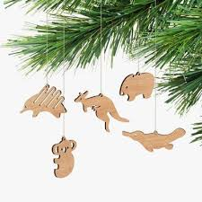 australian themed christmas decorations made in australia bits