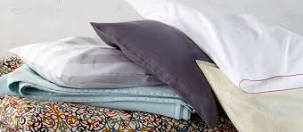 Pillow And Duvet Set Essential Bedding Guide Bedding 101 Crate And Barrel
